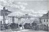 Koňský trh (Václavské náměstí)  kolem roku 1830
