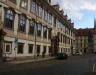 Valdštejnský palác- vstupní část