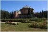 Praha 7 - Královská obora - Stromovka - Planetárium