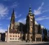 Pražský hrad - chrám sv. Víta