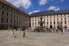 Pražský hrad - II. Nádvoří