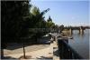 Nábřeží Mikuláše Alše - pohled na Karlův most