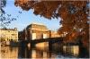 Národní divadlo a Most Legií