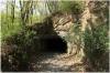 Prokopské údolí - nejspíše štola k lomu