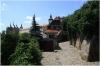 Kutná hora - historická ulička zvaná Ruthardka
