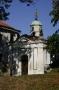 Vyšehrad - kostelík panny Marie Šancovní