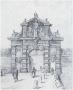 Vyšehrad - Leopoldova brána (1890)