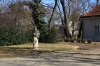 Vyšehrad - sochy - socha probošta Karlacha