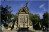 Vyšehradský hřbitov - národní hrobka Slavín