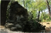 Chotkovy sady pomník Julia Zeyera