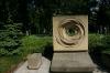 Nový židovský hřbitov - památník obětí holocaustu