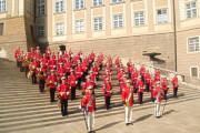 Promenádní koncerty v Jižních zahradách Pražského hradu