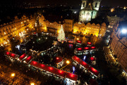 Kam v Praze na Vánoční trhy?