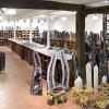 Stálá výstava minerálů, drahých kamenů a fosilií v Praze