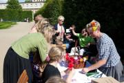 Den dětí ve Valdštejnské zahradě