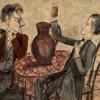 Jak se u Smetanů malovalo