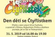 Den dětí se Čtyřlístkem