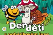 Den děti v pohádkovém lese