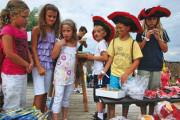 Den dětí na tvrzi Hummer