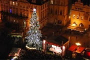Rozsvěcování vánočních stromků v Praze 6