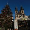 Silvestr a Nový rok na Staroměstském náměstí