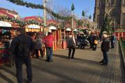 Adventní zastavení u Ludmily na Náměstí Míru