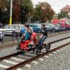 Den železnice v Praze