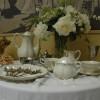 Čaj o páté s ukázkou tradic s podáváním čaje