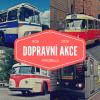Jízdy historického trolejbusu Škoda 8Tr v Praze