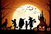 Halloween s Mirečkem a Leontýnkou