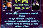Svátek světel v DDM Praha 2