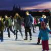 Kluziště na Letné - největší ledová plocha v Praze