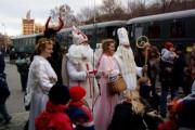 Mikuláš na pražských nádražích a Oslava 25 let ROPIDu