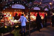 Vánoční trhy - Tylovo náměstí