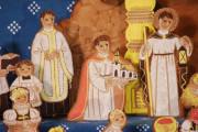 Betlémy 2019 - kostel sv. Matěje v Dejvicích