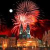 Silvestr v Praze 2018 a Nový rok 2019 na Staroměstském náměstí