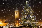 Štědrý den a vánoční svátky na Staroměstském náměstí