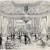 Výzva k tanci - taneční pořádky a vějíře druhé poloviny 19. století