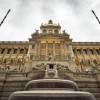 Kupole Národního muzea v Praze