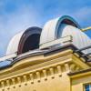 Pozorování oblohy ve Štefánikově hvězdárně na Petříně a v Ďáblické hvězdárně