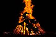 Pálení čarodějnic na Šeberáku