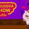 Pigyho cirkusová show v Harfě!