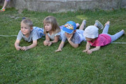 Dětský den v KC Zahrada