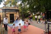 Den dětí s Klubem Klamovka (3 - 12 let)