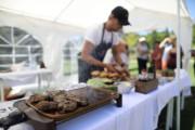 Festival jídla v Botanické zahradě