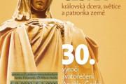 Výstava k 30. výročí svatořečení Anežky České