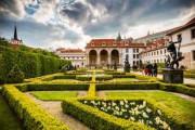 Má vlast cestami proměn ve Valdštejnské zahradě - vernisáž
