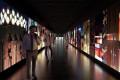 Momenty dějin - spojovací chodba mezi Historickou a Novou budovou Národního muzea