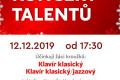 Vánoční koncert talentů 2019