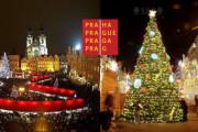 Vánoční trhy Praha 2019 a rozsvícení vánočního stromku